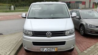VW CARAVELLE-prigon