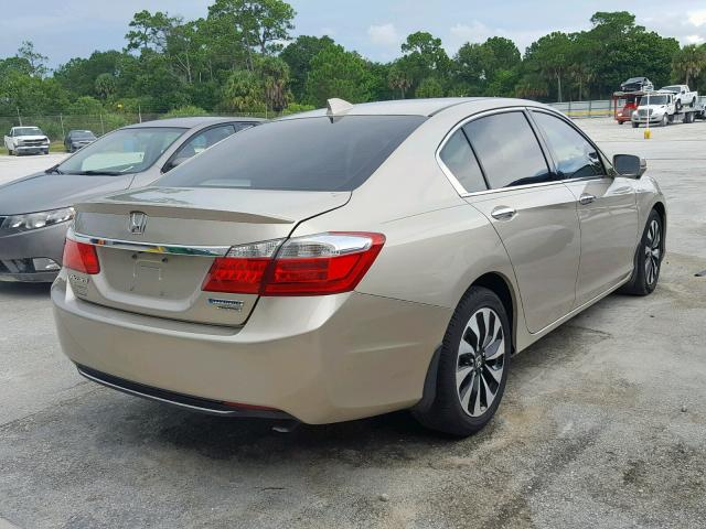 2014 HONDA ACCORD HYBRID авто из США full
