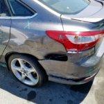 2014 FORD FOCUS TITANIUM Авто из США full