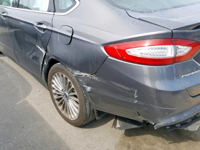 2014 FORD FUSION TITANIUM full