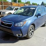 2014 SUBARU FORESTER 2.0XT TOURING full