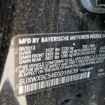 2014 BMW X3 XDRIVE28I full