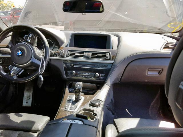 2015 BMW 650 I full