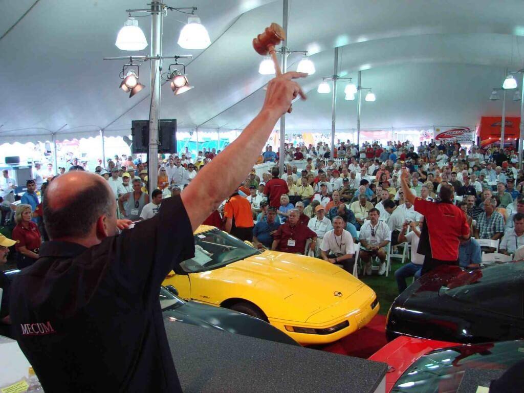 Аукцион автомобилей из США