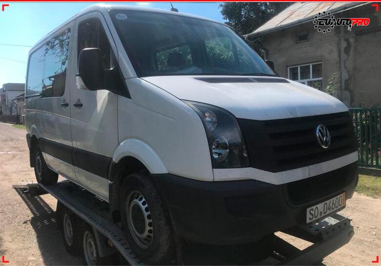 Volkwagen из Гермении