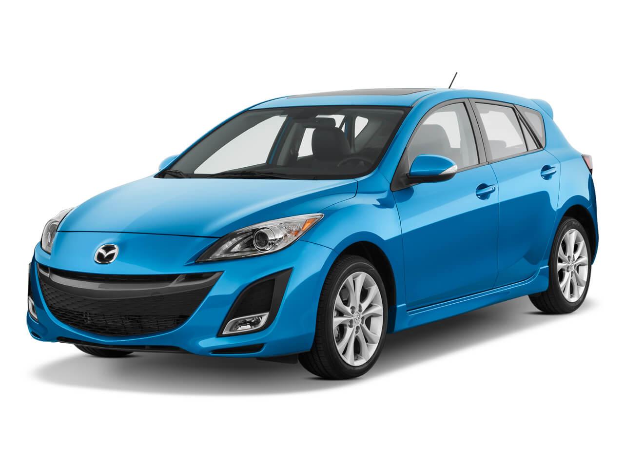 Mazda 3 из США